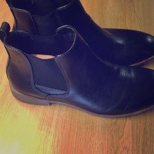 Robert Wayne Oklahoma Chelsea boots